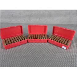 9MM - Reloads - 3 Boxes of 50