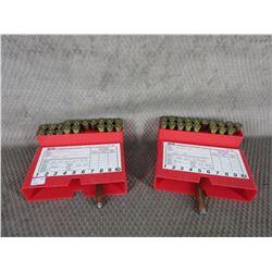 45-70 - Reloads - 1 Box of 13 Rnds 6 Brass - 1 box 19 Rnds