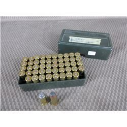 Mixed Reloads - 40 Rnds 44-40 &  10 Rnds 44 S&W SPL