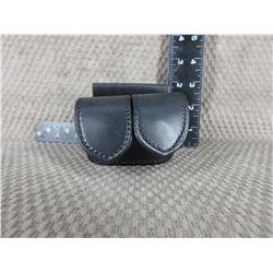 Leather Speed Loader Belt Case 350-2