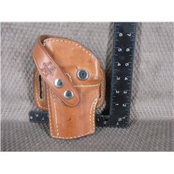 Leather Holster IPSC 45 Tex Shoemaker