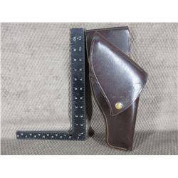 Leather Holster - Hansen Leather Mfg.