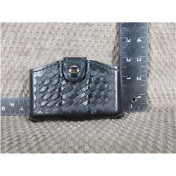 Leather Speed Loader Belt Case F94 Colt 1911 Safari Land