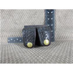 Leather Speed Loader Belt Case - Ted Bourdon