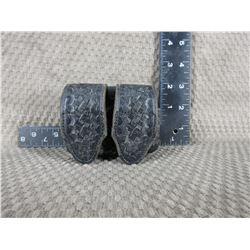Leather Speed Loader Belt Case 103MED H-K-S Tool