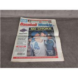 USA Today November 2, 1992