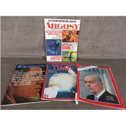 4 - Magazines