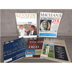 5 - Magazines of JFK