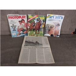 3 - Magazines
