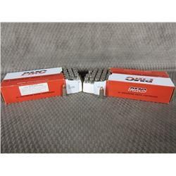 38 Super Auto PMC 2 Boxes FMJ & Lead maybe Reloads