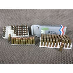 30 Mauser - Box or 50, Mixed Box of 37, Stripper clip of 10