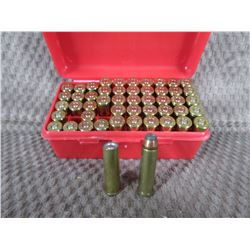 357 Magnum Reloads Box of 50 with 2 different bullets