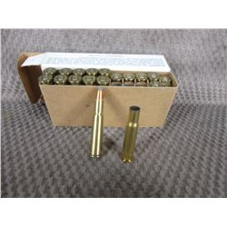 30-30 Win. 11 Live Rnds & 9 Brass