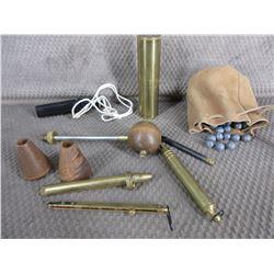 Black Powder Muzzle Loading Tools