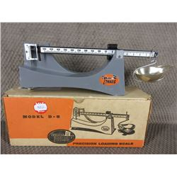 Lyman Model D Precision Reloading Scale