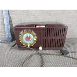 General Electric Alarm Clock AM Radio not Tested