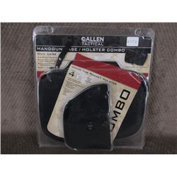 Allen Tactical Handgun Case Holster Combo Size 4
