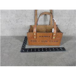 Leather Ammo Box