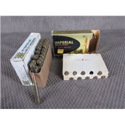 7 X 57 Mauser Reloads - 2 Boxes of 20 (Sold as Componets)