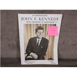 John F. Kennedy from Childhood to Martyrdom