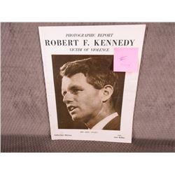 Robert F. Kennedy Victim of Violence