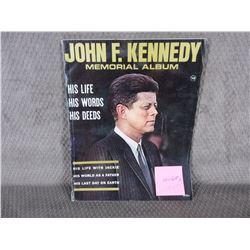 John F. Kennedy by Memorial Album