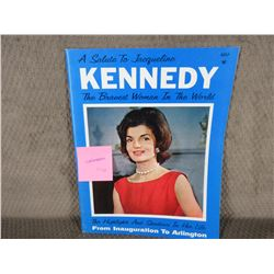 A Salute to Jacqueline Kennedy