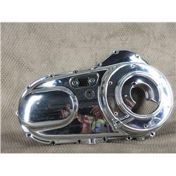Harley Side Engine Cover # 34951-04 Chrome
