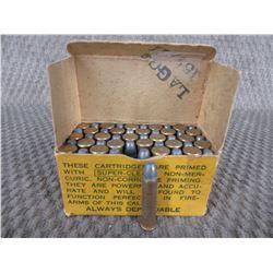 25 Stevens Long, Box of 50, CIL, 65 Gr Lead