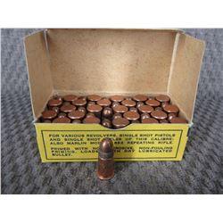 32 Short Rimfire, Box of 50, CIL, 80 Gr Lead