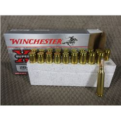 284 Winchester, Box of 20, Winchester 15 Gr Power Point