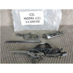 CIL Model 621, 12 Gauge Parts