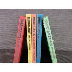 5 World War Books