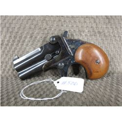 Prohib - Uberti Maverick Derringer in 357 Magnum