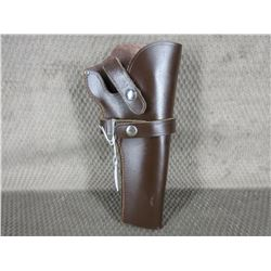 Leather Holster fits Hi Standard Sentinal R-100