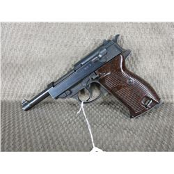 Restricted - Walther P38 byf 43 in 9MM Luger