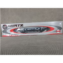 Wirtz #231-JB MX6 Handlebar Black - Honda CR High