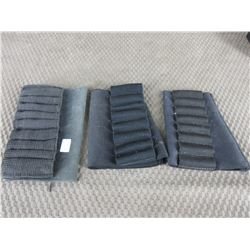 3 Rifle Stock Shell Holders