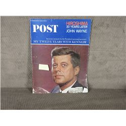 The Saturday Evening Post - August 14, 1965