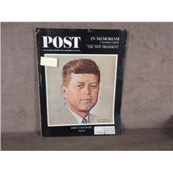 The Saturday Evening Post - December 14, 1963