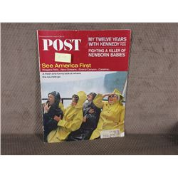 The Saturday Evening Post - August 28, 1965