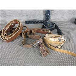 4 Leather Slings