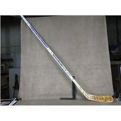 "1995 World Junior Ice Hockey Championship Winners ""Team Canada Signed Stick"""