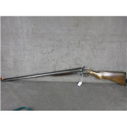 Non-Restricted - The Interchangeable in 12 Gauge