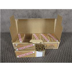 22 WFR - Carton of 5 Boxes of 50 Winchester