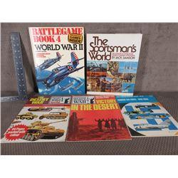 5 Books/Magazines