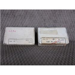 7.62X25 Tokarev 2 Boxes of 40