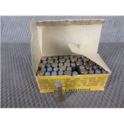 44-40 Win. Box of 50 CIL 200 Gr SP CF Collector Ammo