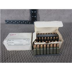 7.62X25 Tokarev 2 Boxes of 40