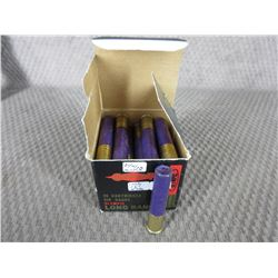 "410 Ga 2 1/2"" Box of 25 Gevelot Vintage Collector Ammo"